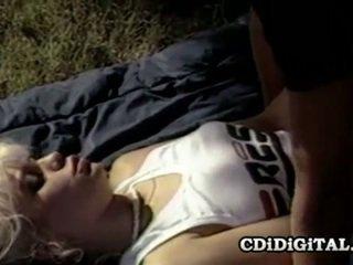 Barbi Dahl Famous Retro Babe Having Sex Outdoors