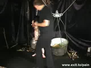 Bizarre Needle Punishment slavegirl Nimue Video