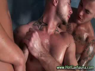Horny homo hetro guys