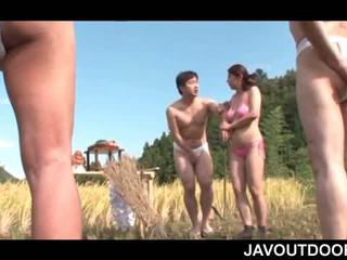 japanese, masturbation, public, outdoor