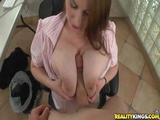 hardcore sex, big tits, natural tits