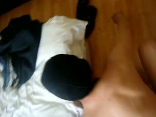 Trample my cock