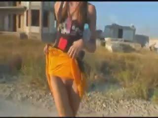 Ivana fukalot - cu mea al naibii prietena pe kazakhstan excursie