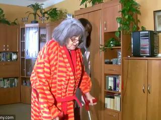 Gordinhos gordinhas enfermeira masturbate com velho vovó