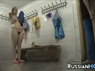 brunette all, voyeur, rated russian hot