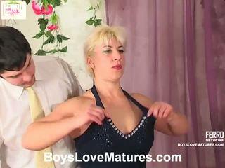 Penny adam mam en jongen video-
