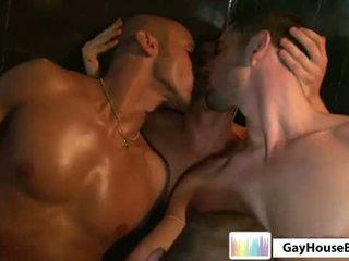 sie homosexuell, jeder muskel ideal, stück heiß