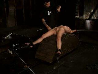 Vanessa Naughty rough BDSM 3