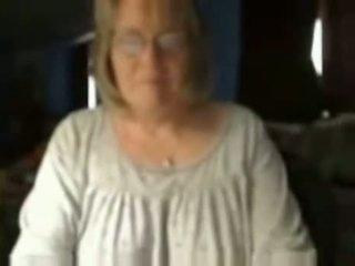Abuelita en omegle - sucio cámara sluts