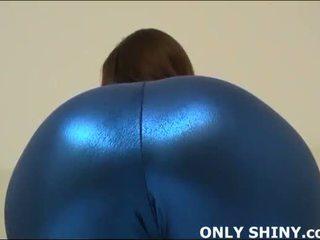 Bu tüylü eller blue tabanca hugs benim curves