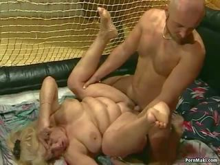 Granny Foursome: Real Granny Porn Porn Video 3f