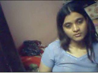 indiai, amatőr, teen