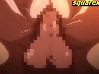 Inside pussy creampie anime porn