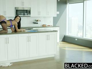 Blacked mari does pas savoir femme sabrina banks loves bbc
