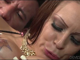 Big Tittied Babe Gets Her Wet Pussy Drilled