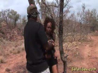 najgorętsze deepthroat, świeży afrykański najbardziej, bigcock