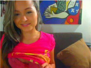webcam, show, girl, hot