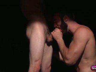 Ayah dibor sebuah seksi y-ung guy