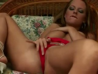 Nympho Carmen Gemini gets too hot to handle spreading her slits for some action