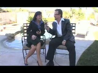 Lisa ann インタビュー と ファック