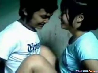 Sex-Tape Of Young Asian Couple
