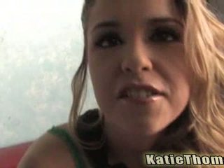 Katie Thomas converted into black cock slut