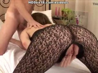 brunette, blowjob, sex