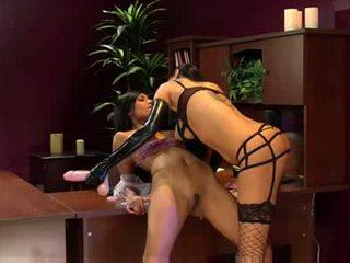 Shazia sahari lesbian scene