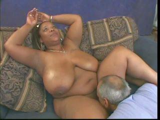 Africano bella e grassa (bbw) scopata: africano scopata porno video ef