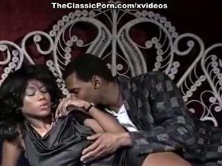 Ebony Ayes, Tony El-Ay in brilliant star of classic sex movies Ebony Ayes