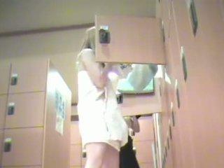 ideal voyeur hottest, great hidden cam quality, hot locker room see