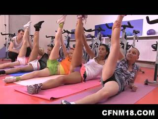 reality, girls, fitness