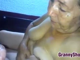 नानी, blowjob, लैटिन, पीओवी