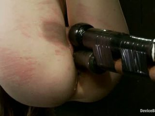 Seda Is Ass Fucked Whipped And Caned In Hard Bondage1