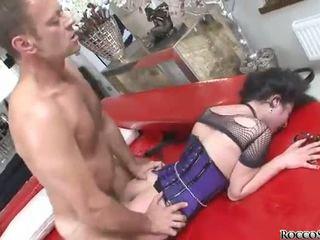 Nasty Valentina Blue and Patricia Dream anal trio