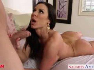 brunette, big boobs, blowjob, hardcore