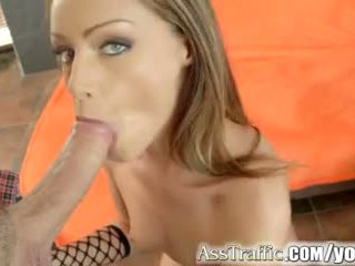 Asstraffic Sophie Lynx Teases by the Pool Before Ass Sex