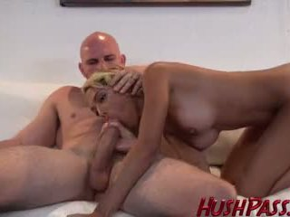 His Cock Is Too Big for Her Young Pussy!