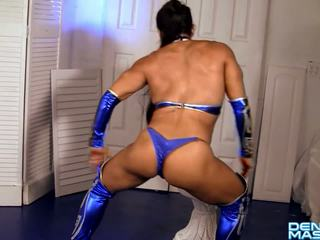 Denise Masino - Denise Kitana Cosplay - Female Bodybuilder