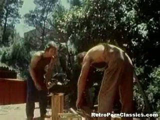 ক্লাসিক seka এমএমএফ তিনজনের চুদা