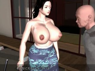 Huge boobed hentai girl cunt fucked hard and deep