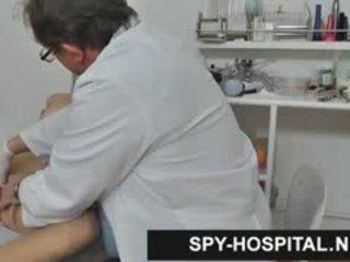 Stolen Spy Cam Footage Of Teen Vagina Exam