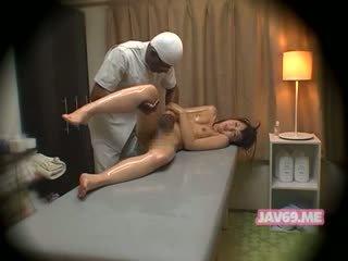 Adorable Horny Asian Babe Fucked