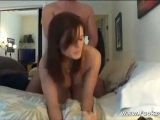 Real Cheating Mom Fucked Hard From Behind