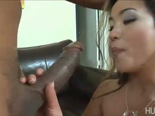 brunette, doggystyle, blowjob