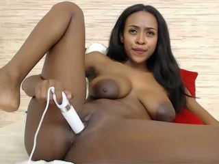 Sexy Ebony Kim Playing, Free Big Boobs Porn 2a