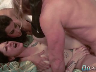 Lesbian Watches Her Wife get Fucked by a Porn Stud: Porn dc