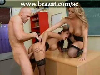 hq brunette ideal, doggystyle free, blowjob great