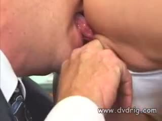 Young Blonde Teen Babysitter Jodie Moore Gets Extra Cash And Lets Daddy Lick Her Pussy And Rub Her Clit With His Meat