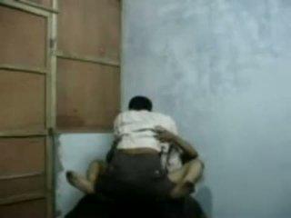 Bangla raand blackmailing لها زبون إلى جنس